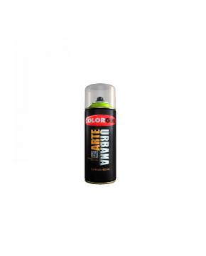 Spray Arte Urbana Verde Neon 905