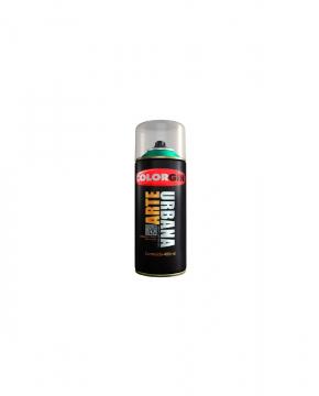 Spray Arte Urbana Verde Menta 909