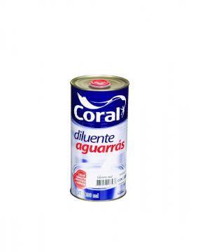 Aguarrás 0,9L Coral