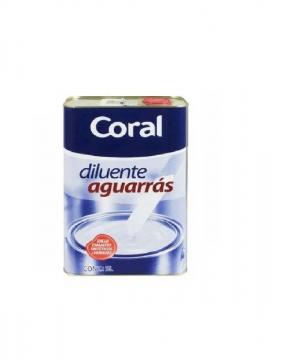 Aguarrás 5L Coral