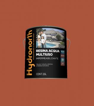 Resina Acqua Multiuso Ceramica Onix 3,6L