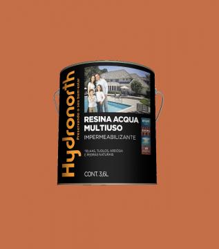 Resina Acqua Multiuso Ceramica Telha 3,6L