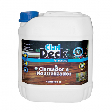 Clarideck Clareador/Neutralizador 5L
