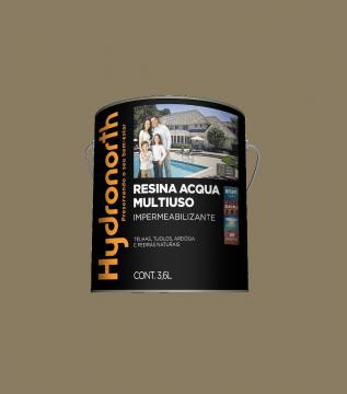 Resina Acqua Multiuso Concreto 3,6L