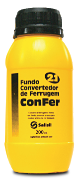 Confer Fundo Convertedor de Ferrugem 200Ml Salisil