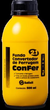 Confer Fundo Convertedor de Ferrugem 500Ml Salisil