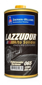 Endurecedor 065 para Pu Verniz 065 0,45L Lazzuril