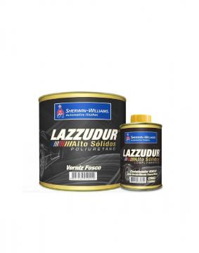 Verniz Fosco Kit C/ Endurecedor 0,9L Lazzuril