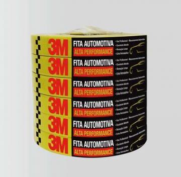 Fita Autocrepe Alta Performance 18MM 3M