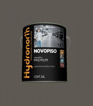 Tinta Piso Grafite 3,6L Novopiso 3,6L