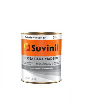 Massa Madeira 0,9L Suvinil