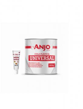 Massa Plastica Universal 800GR com Catalisador 14GR Anjo