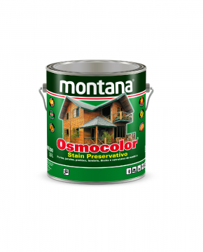 Osmocolor Stain Castanho Uv Deck 3,6L Montana