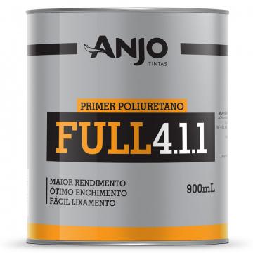 Primer Pu Full 4.1 0,9L / Catalisador 225ml Anjo