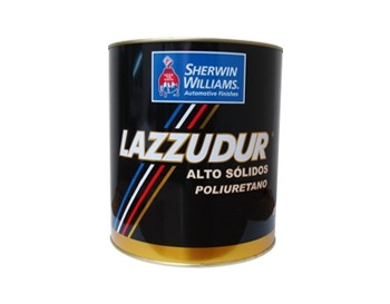 Primer PU HS Cinza 8049 0,9L / Endurecedor 8990 225ML Lazzuril