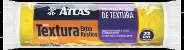 Rolo 110/55 para Textura Rustica 23cm Atlas