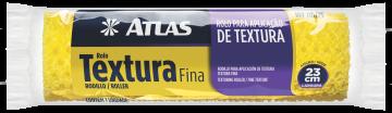 Rolo 110/75 para Textura Fina 23cm Atlas