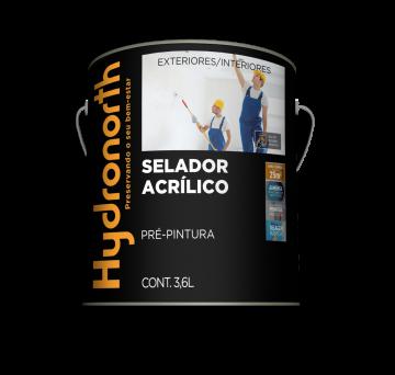 Selador Acrílico 3,6L Hydronorth
