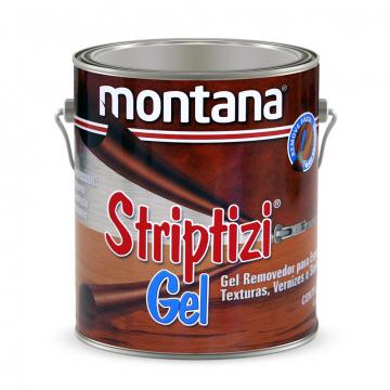 Removedor Gel Striptzi 4KG Montana