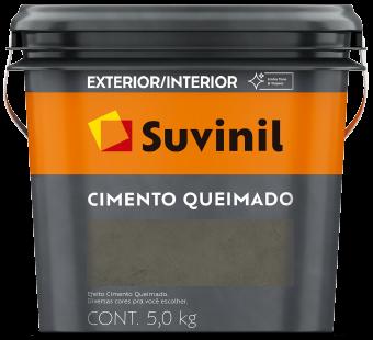 Cimento Queimado Tunel Concreto 5KG Suvinil