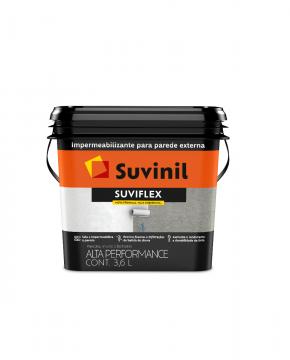 Suviflex Branco 3,6L Suvinil