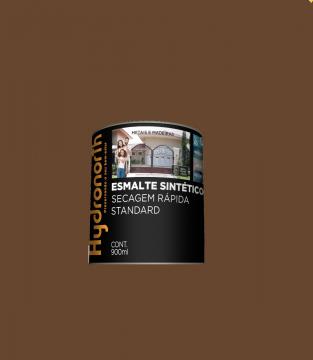 Esmalte Brilhante Tabaco 0,9L Hydronorth