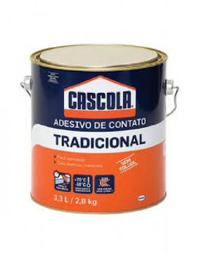 Cola Cascola Tradicional 2,8KG Henkel