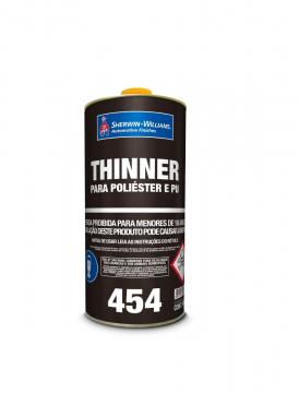 Thinner 454 Para PU 0,9L Lazzuril