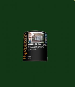 Esmalte Brilhante Verde Colonial 0,9L Hydronorth