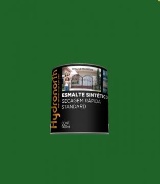 Esmalte Brilhante Verde Folha 0,9L Hydronorth
