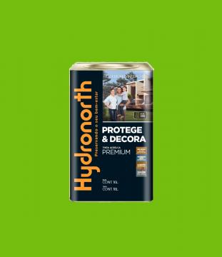 Acrílico Verde Limão Semibrilho Hydronorth Premium 18L