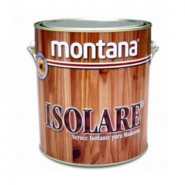Verniz Isolare Isolante Incolor 3,6L Montana